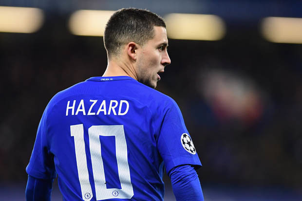newest 512b2 472a7 Chelsea Star Eden Hazard Unhappy At Being Fouled Often In ...