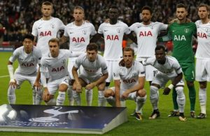 Tottenham player team