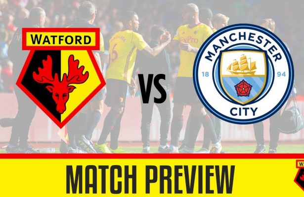 manchester City Watford-match Preview