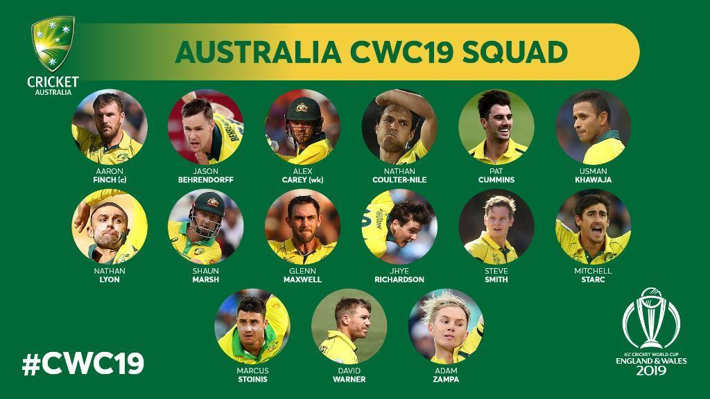 Australia Team Analysis