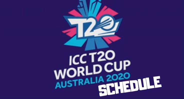 World Cup 2020 Schedule.Icc T20 World Cup 2020 Schedule Sportsmonks