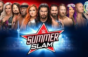 Summer Slam WWE 2019
