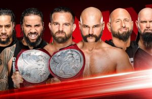 WWE Raw Results - 29th July 19