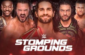 WWE Stomping Grounds 2019-20