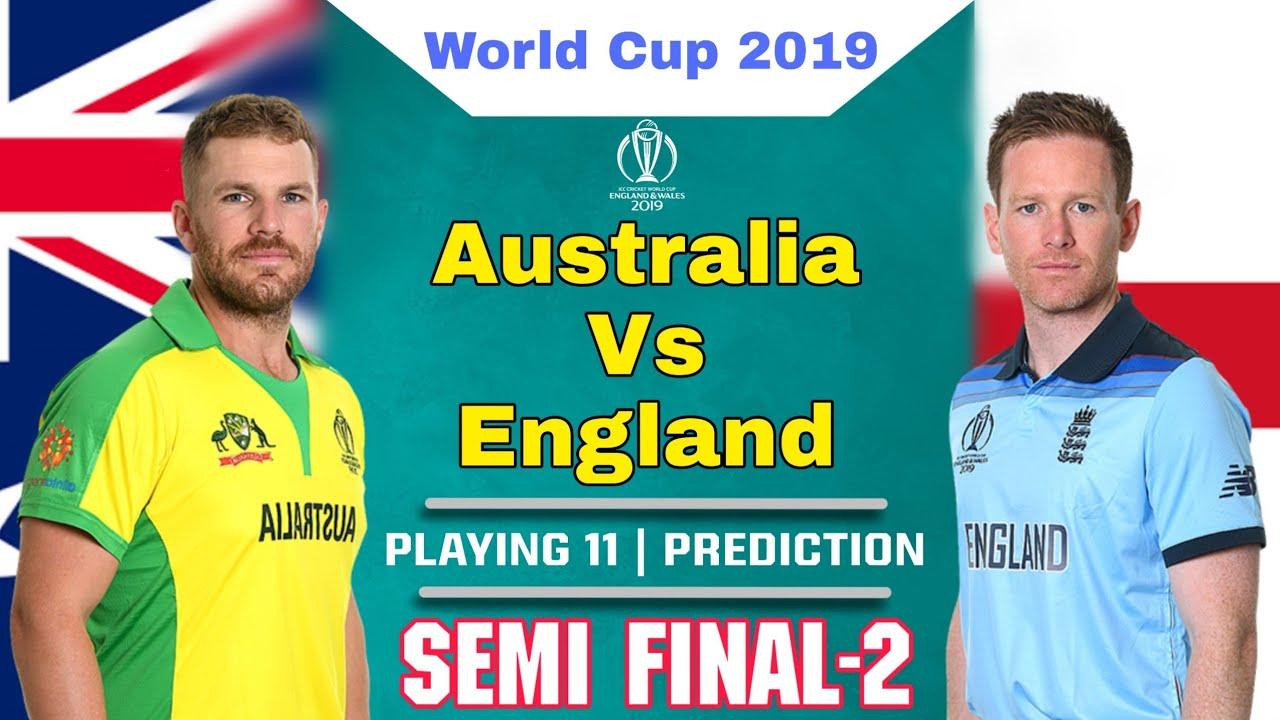 australia vs england semi final 2019