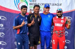 2023 ICC Cricket World Cup League