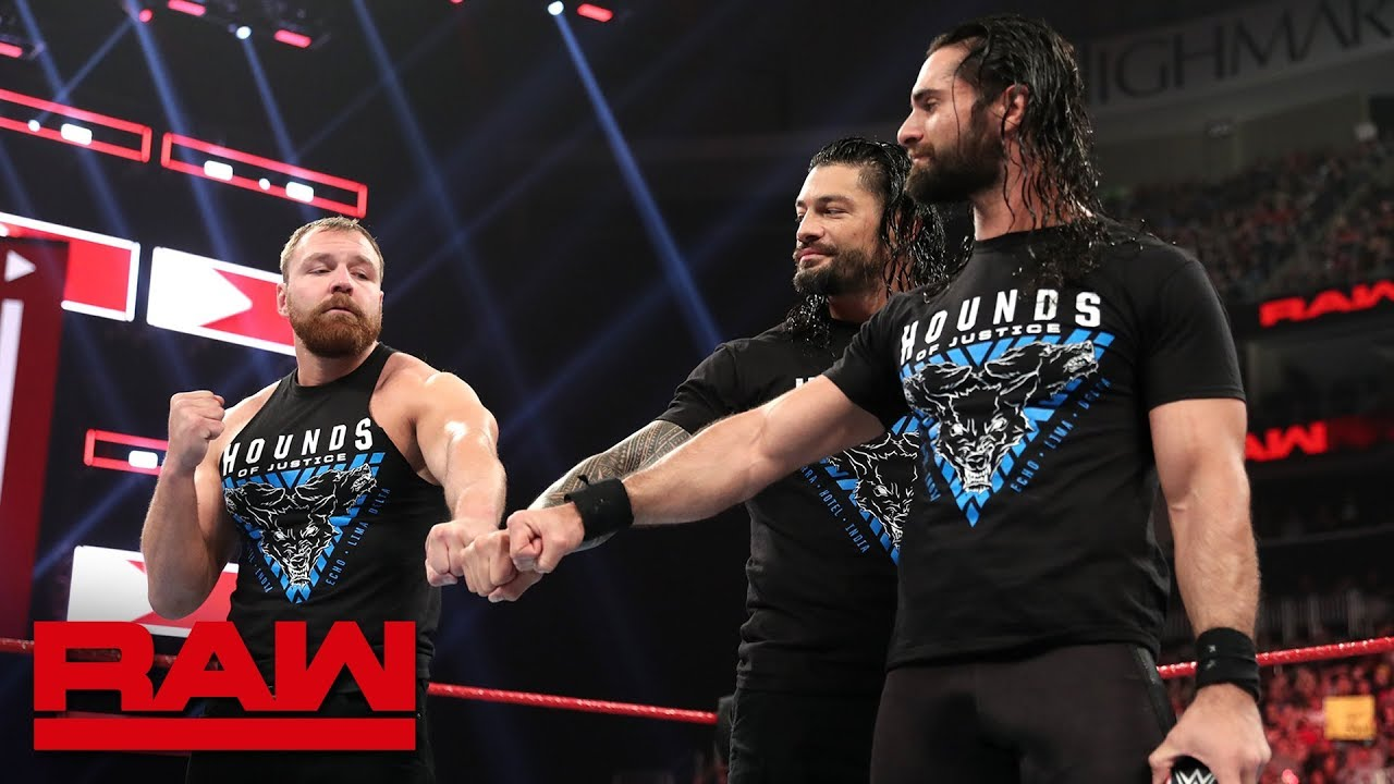 WWE Raw Results 2019