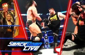 WWE Smackdown Results 30th July 2019