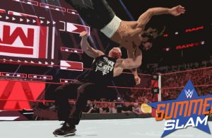WWE Summerslam 2019 PPV Match Card