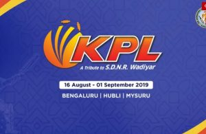 Karnataka Premier League (KPL) 2019 Schedule, Teams,Venue & Time Table
