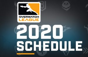 Overwatch League 2020 Schedule