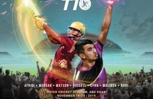T10 League 2019: Schedule, Teams, Match Timings, Dates & Venues