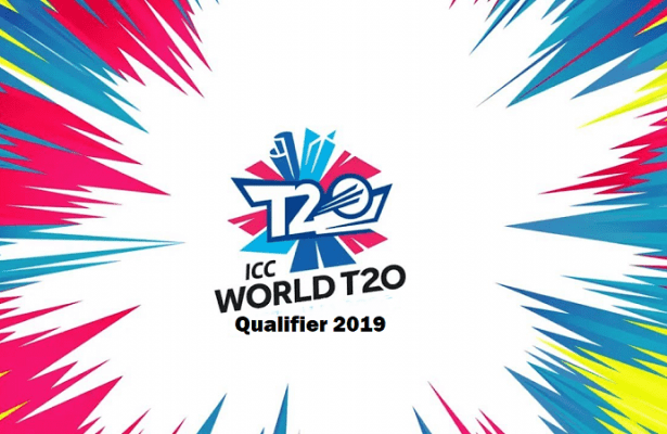 ICC Men's T20 World Cup Qualifier 2019 Schedule, Teams and Time Table