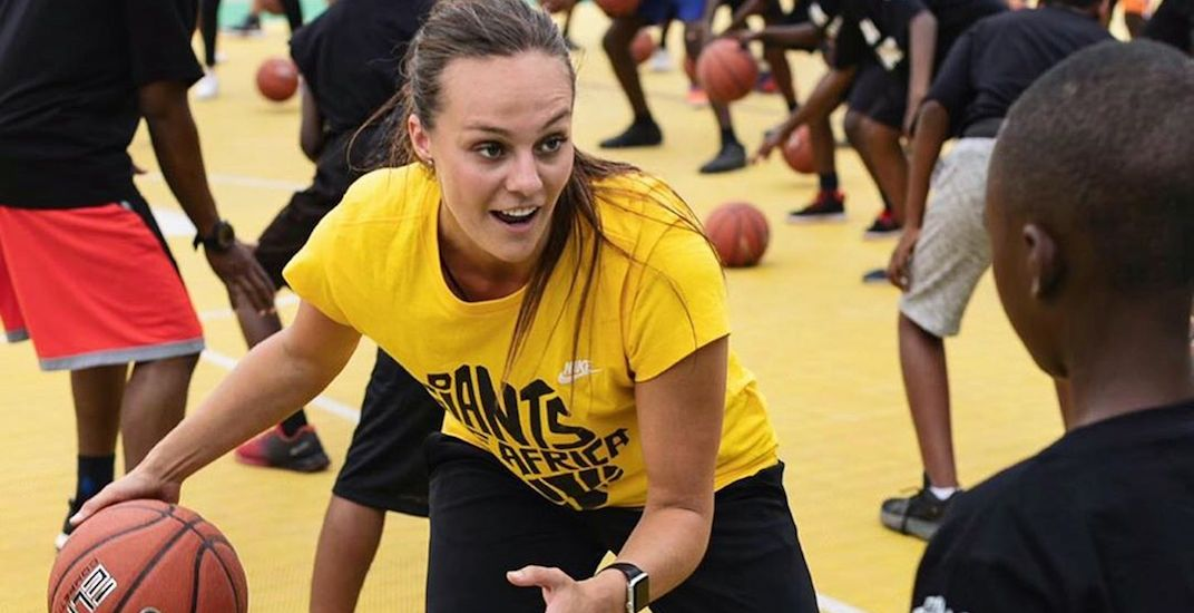 Raptors Brittni Donaldson becomes youngest assistant coach in NBA