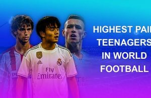 10 Highest Paid Teenagers in World Football | 10 Highest Paid Youngsters