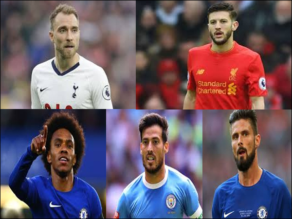 5 Premier League players whose contract ends this summer