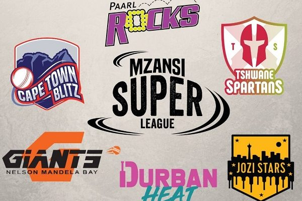 Mzansi Super League 2019 Points Table and Team Standings