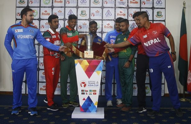 ACC Emerging Teams Asia Cup 2019 Schedule, Time Table and Venues