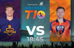 T10 League 2019: Deccan Gladiators vs. Delhi Bulls Preview & Predictions