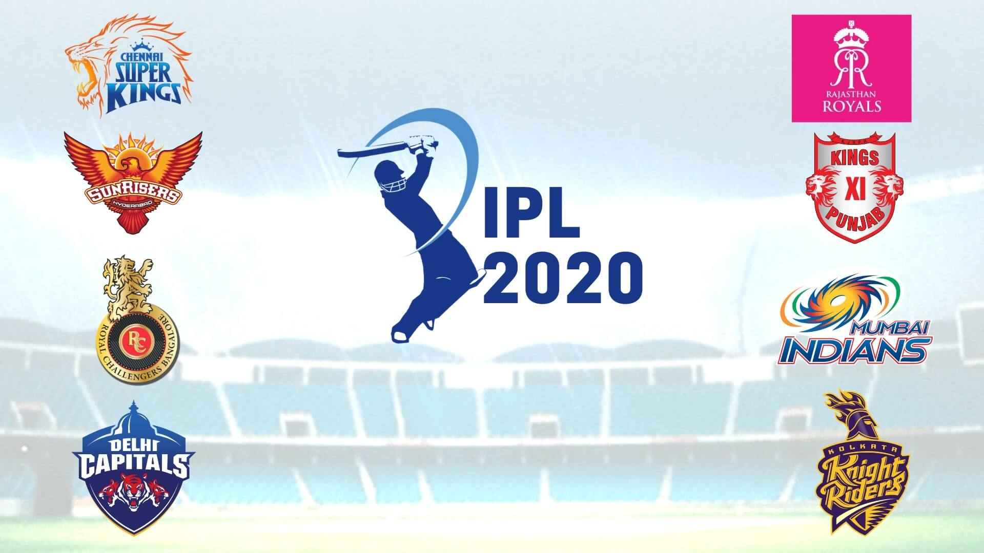 Indian Premier League 2020 Points Table, Team Standings & Retained Players
