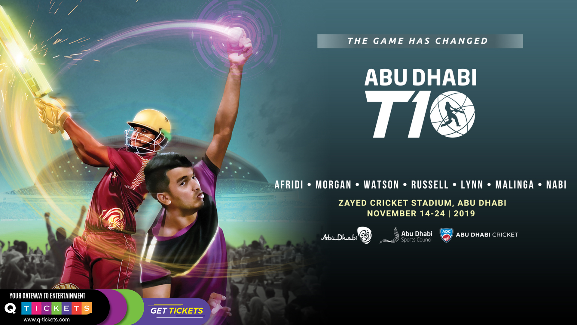 T10 League 2019 Day 3 Match Results | Winner teams of t10 League Day 3