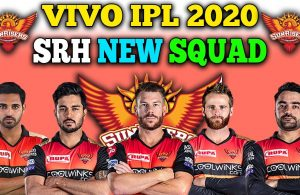 IPL 2020 Squad: Sunrisers Hyderabad (SRH) Player List after Auction