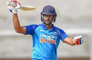 Mayank Agarwal replaces Shikhar Dhawan for ODI series against West Indies