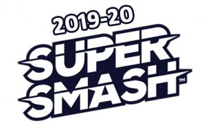 Super Smash 2019-20 Points Table, Super Smash 2019-20 Standings