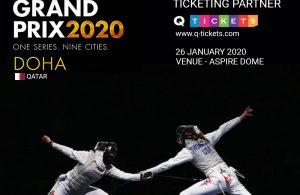 Fencing Grand Prix 2020 Doha Schedule, Dates, Time Table and Venues