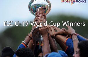 ICC Under-19 Cricket World Cup Winners List Since 1988 to 2020