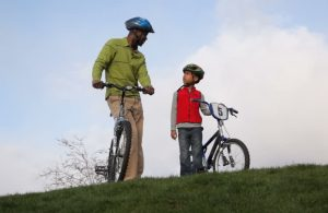 Like a Father Like a Son Bicycle Ride 2020 Event Regulations and Purpose