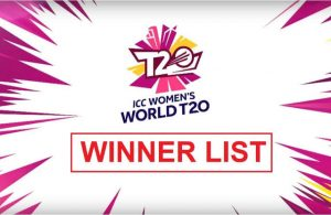 Women's T20 World Cup Winners | List of ICC Women's T20 World Cup Holders