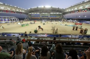 CHI Al Shaqab 2020 Event in Qatar by LONGINES