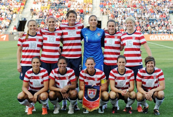 10 Best Female Football Teams