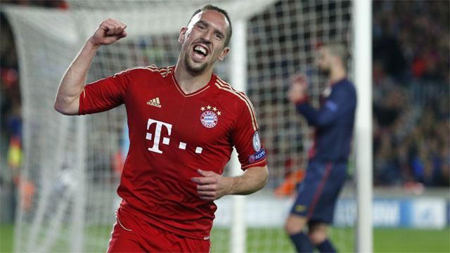 Bayern's Ribery easily wins UEFA Best Player - Sportsnet.ca