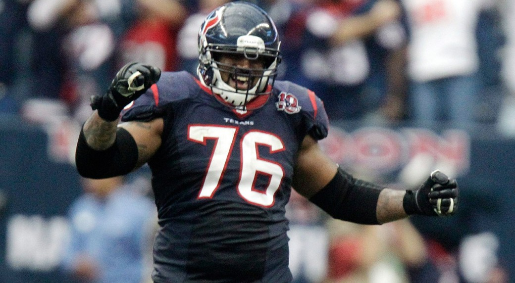 Houston left tackle Duane Brown ends holdout - Sportsnet.ca