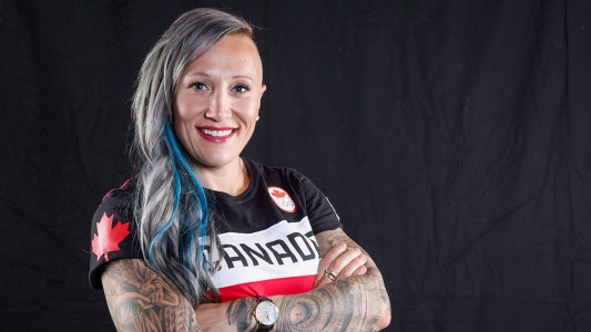 Image result for pic of Kaillie Humphries