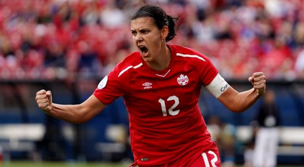 Image result for pic of Christine Sinclair
