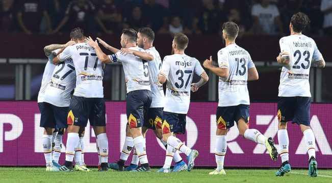 Image result for photos of torino vs lecce