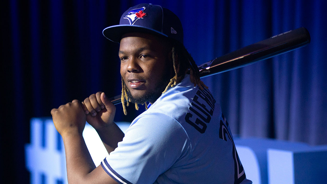 """Improved conditioning makes Blue Jays Warrior Jr. feel """"much stronger"""""""