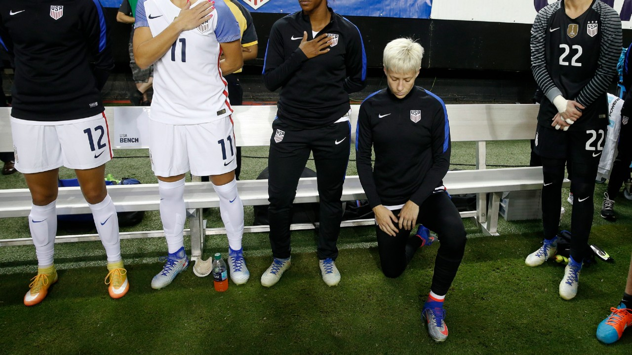 Photo of USWNT wants American Football Federation to repeal anthem policy – Sportsnet.ca