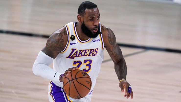 No debate LeBron James is perfect winner for these important times -  Sportsnet.ca