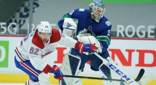 Canucks seems like a team in trouble after disappearing to Canadiens