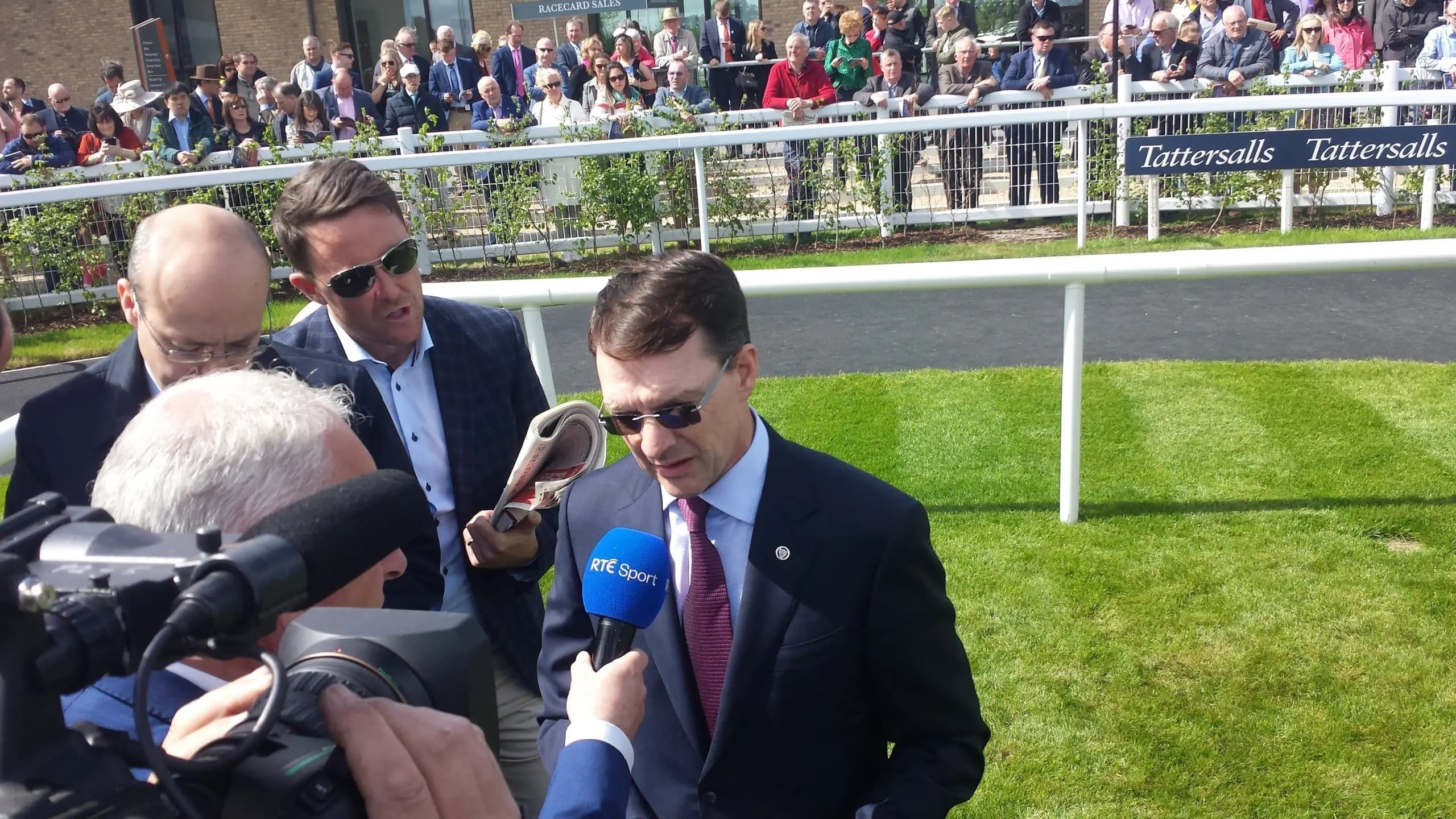 Photo of Aidan O'Brien discusses his Epsom plans – Sports activitiesNewsEire Sports activitiesNewsEire Live Scores