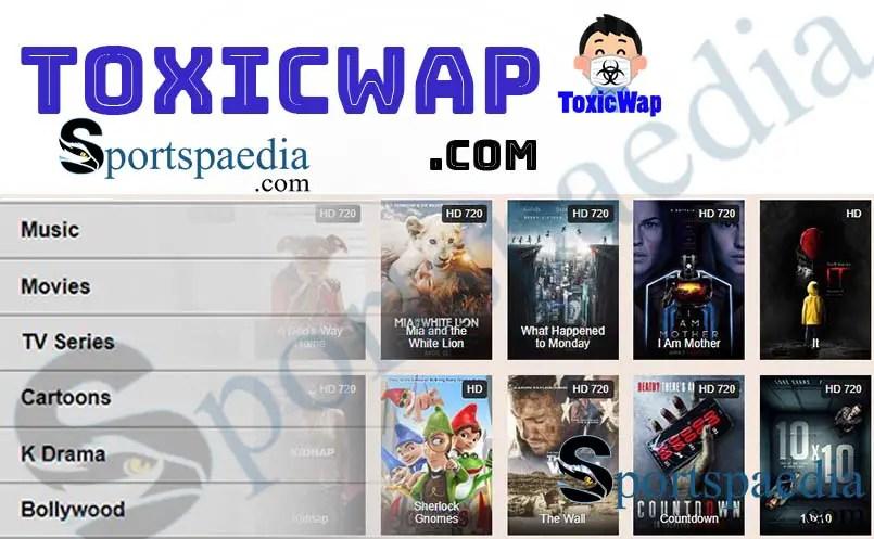 Toxicwap - Free Movies & TV Series Download | www.toxicwap.com