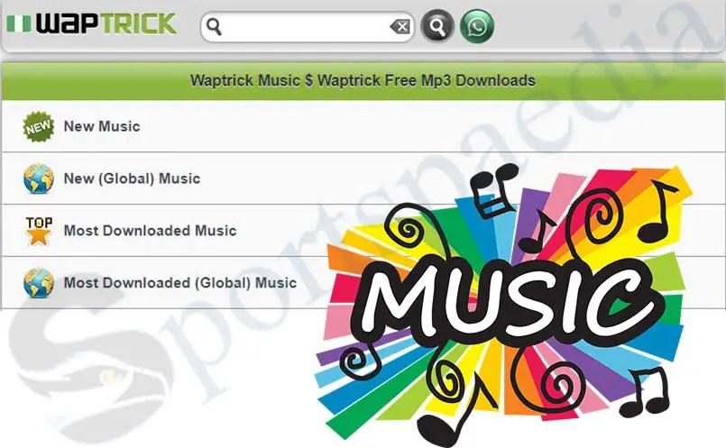 Waptrick Music - Free Mp3 Music & Song Download | www.waptrick.com