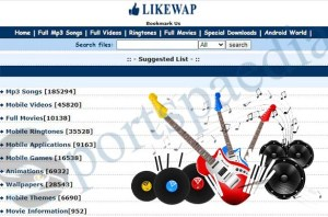 Likewap- Download Free Mp3 Songs & Music | Videos | Movies on www.likewap.com