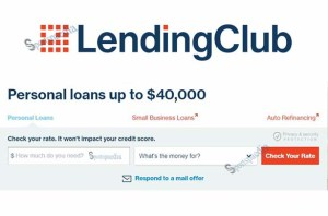 Lending Club Loans - Get a Personal Low Rates Loan Online