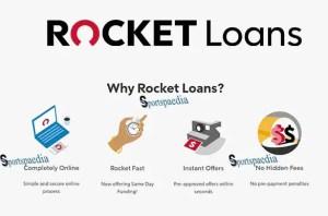Rocket Loans - Apply for Personal Loan Online