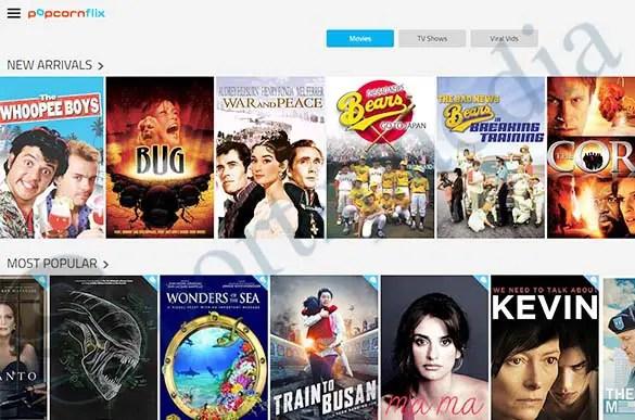 Popcornflix - Watch Free Movies & TV Shows Online